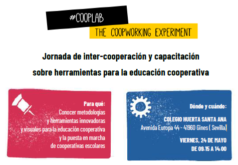 Tres objetivos para la jornada de capacitación e intercambio en Sevilla