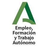 Logo Consejería Empleo, Formación y Trabajo Autónomo