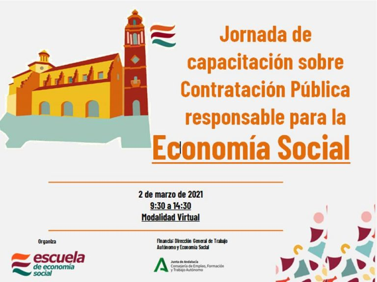 Fondos de recuperación europea: para que la economía social andaluza no se quede como espectadora
