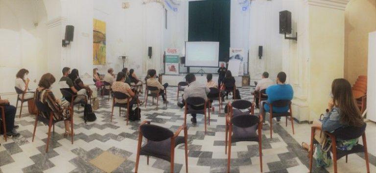 Apuesta por la #Intercooperación. Academia de Emprendimiento en Economía Social